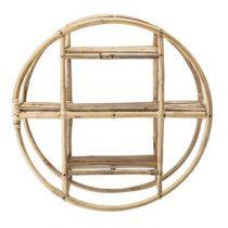 Bloomingville wandkast bamboe Sia