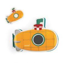 Janod badspeelgoed badboek mijn duikboot