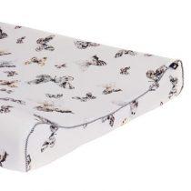 Mies & Co aankleedkussenhoes Fika butterfly