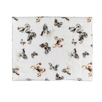 Mies & Co boxkleed Fika Butterfly 80x100cm