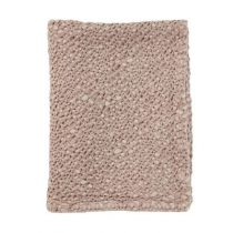 Mies & Co ledikantdeken Honeycomb blossom powder