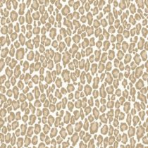 Esta home behang panterprint donker beige