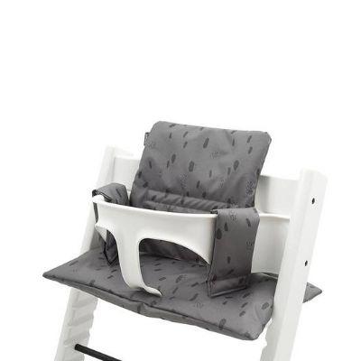 Jollein stoelverkleiner meegroeistoel Spot storm grey