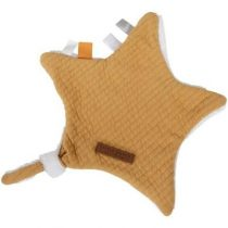 Little Dutch knuffeldoek ster pure ochre