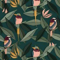 Studio Ditte behang vogel