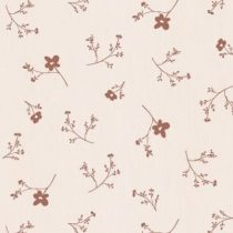 Bibelotte wallpaper behang bloemenzee groot terra