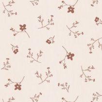 Bibelotte wallpaper behang bloemenzee groot terra