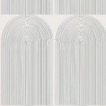Bibelotte wallpaper behang regenbogen blauw