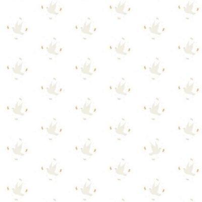 Bibelotte wallpaper behang vogels