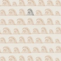 Bibelotte wallpaper behang zeebries stone