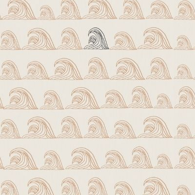 Bibelotte wallpaper behang zeebries stone