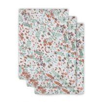 Jollein hydrofiele washandjes Bloom 3 pack