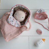 Little Dutch babypop Rosa