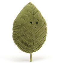 Jellycat knuffel Woodland beech leaf