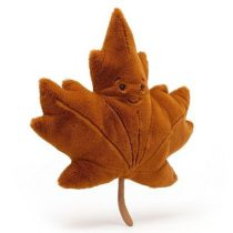Jellycat knuffel Woodland maple leaf