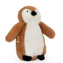 Jollein knuffel Pinguin caramel