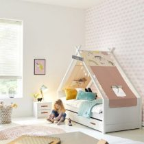 Lifetime Cool Kids Tipi bed 90x200 Unicorn
