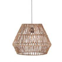 Kidsdepot hanglamp Vito zeegras naturel