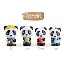 Klorofil speelset familie Panda