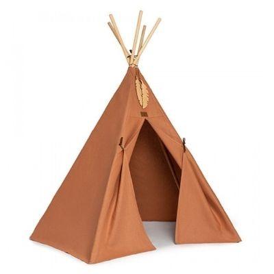 Nobodinoz Nevada tipi tent 152x120cm sienna brown