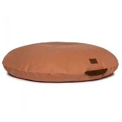 Nobodinoz Sahara vloerkussen sienna brown 90cm