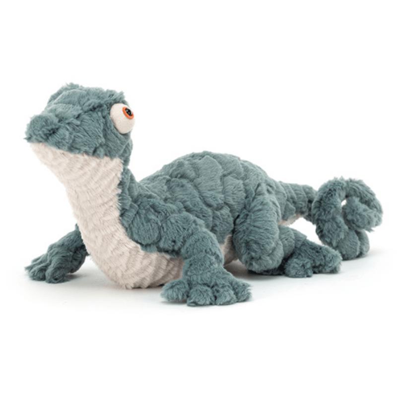 Jellycat knuffel Gorka gecko