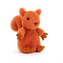Jellycat knuffel Nippit eekhoorn