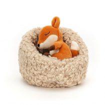 Jellycat knuffel hibernating vos