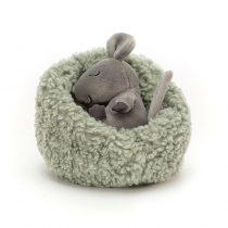 Jellycat knuffel hibernating muis 3
