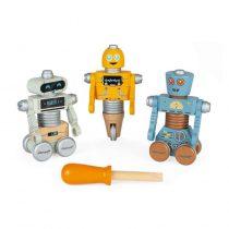 Janod robot set Biokids