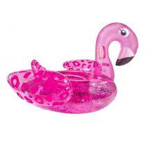 Swim Essentials Flamingo neon panter XL