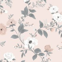 Lilipinso behang Symphony of roses pink