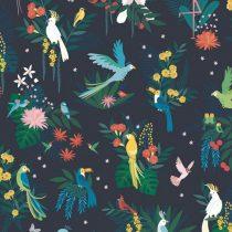 Lilipinso behang Birds carnival